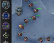 Omega 2 Tower defense online j�t�k