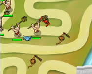 Overlord 2 Tower defense h�bor�s j�t�kok ingyen
